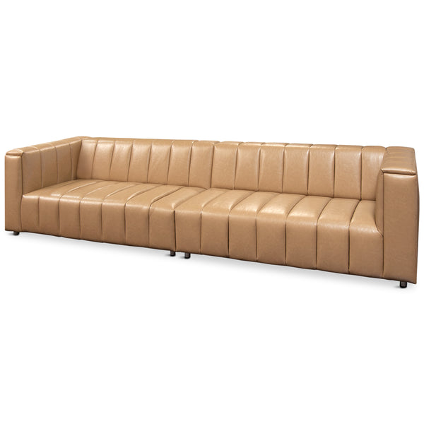 Monaco Sofa in Faux Leather - ModShop1.com