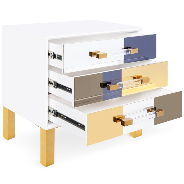 Mondrian Side Table
