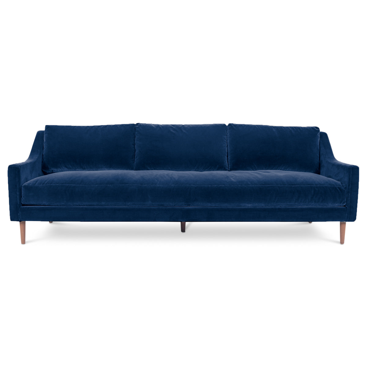 Naples Sofa in Velvet - ModShop1.com