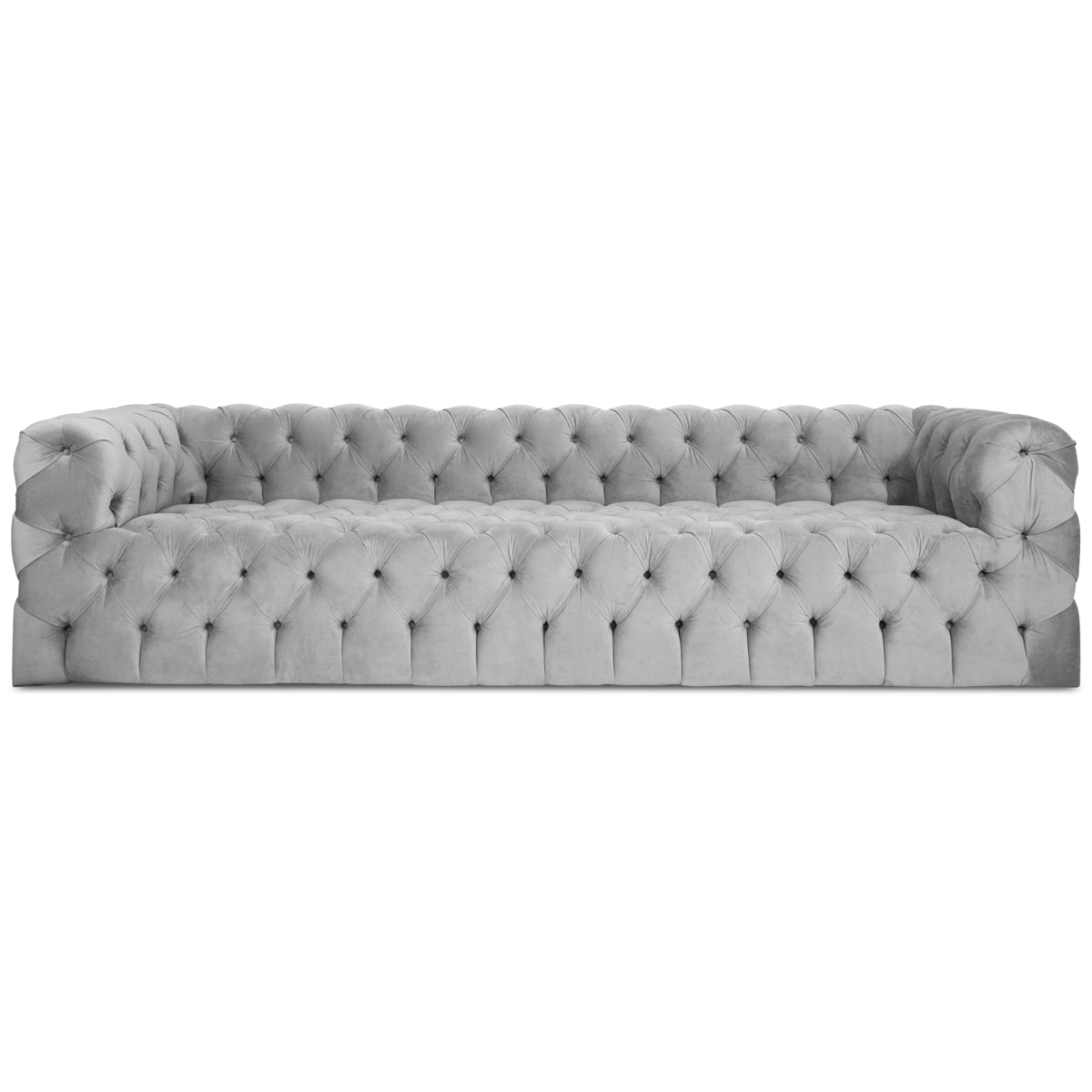Palm Beach Sofa in Velvet - ModShop1.com