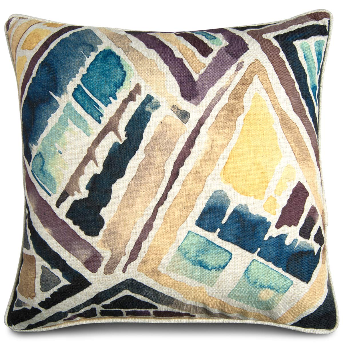 Jewel Tone Pillow - ModShop1.com