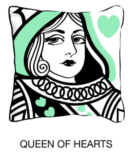 Queen of Hearts Mint - ModShop1.com