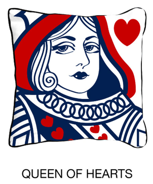 Queen Of Hearts Primaries