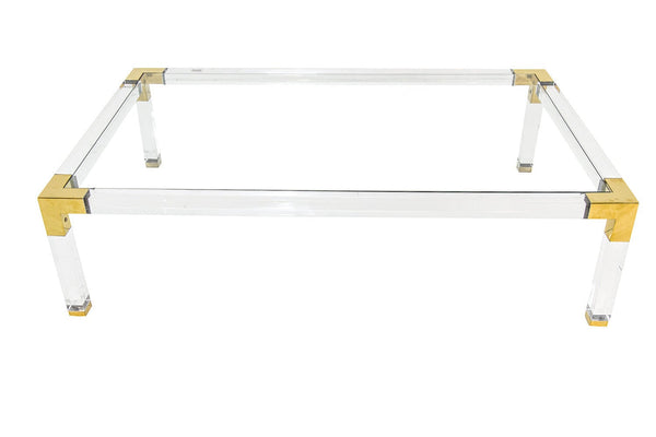 Trousdale Rectangle Coffee Table - ModShop1.com