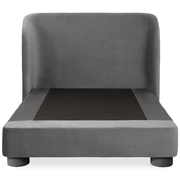 Sag Harbor Bed in Velvet