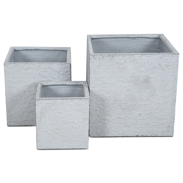 Santorini Planters (Set of 3)