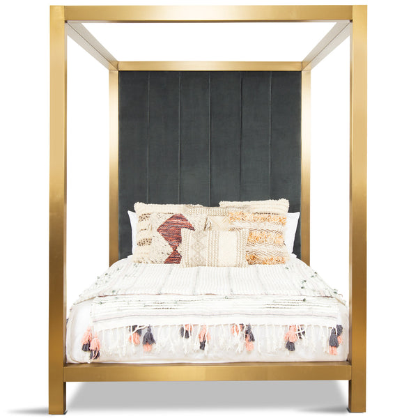 Scotch and Soda Four Poster Bed