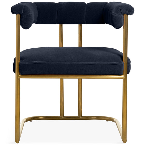 Shoreditch Dining Chair in Mohair - ModShop1.com