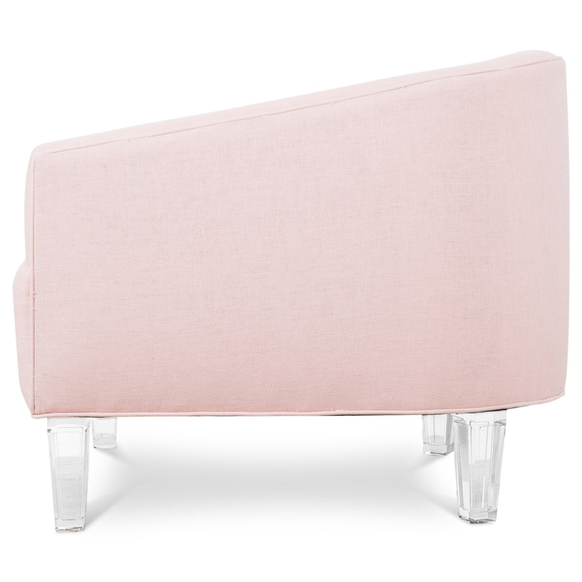 St. Barts Chair in Rose - ModShop1.com