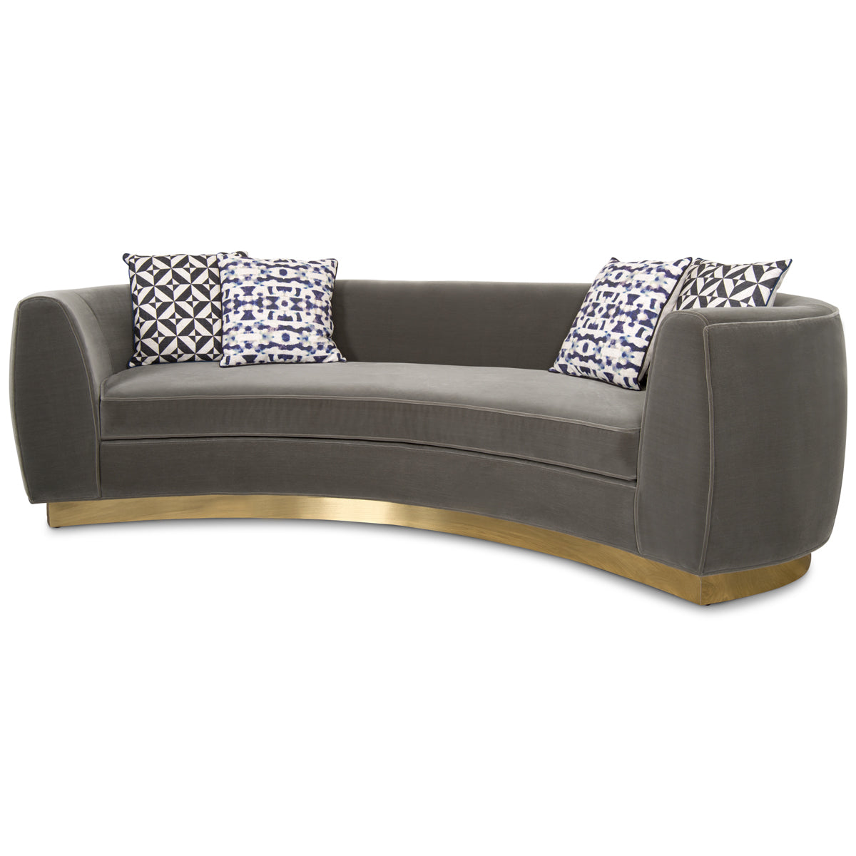 St. Germain Sofa In Velvet