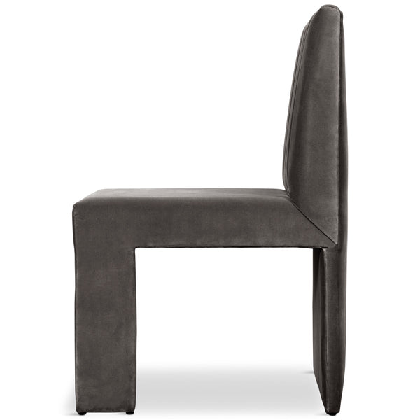 St. Martin Dining Chair in Velvet