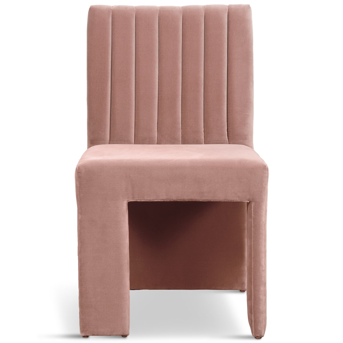 St. Martin Dining Chair in Velvet - ModShop1.com
