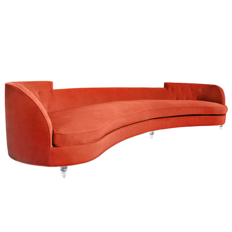 Curved Sofas & Couches, Modern Furniture - ModShop