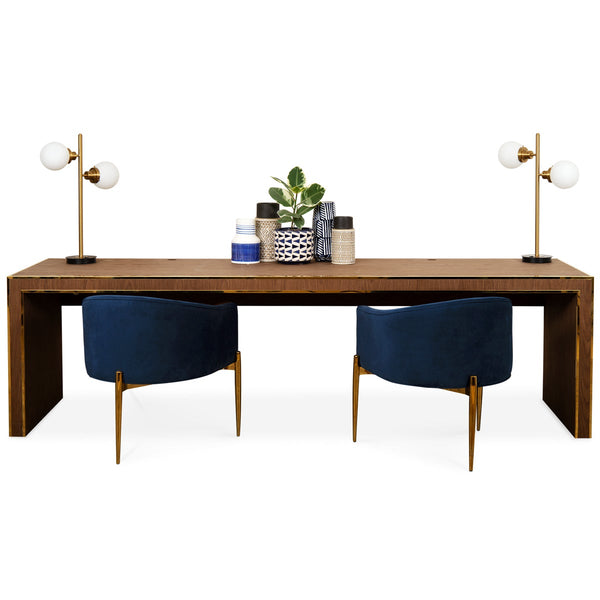 St. Tropez Walnut Desk