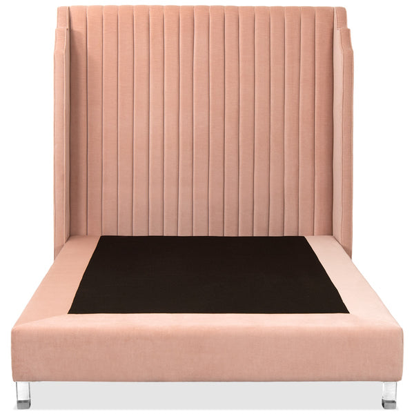 Tiffany Bed with Channel Tufting - ModShop1.com