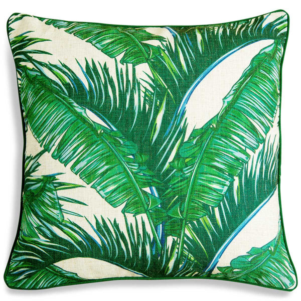 Tropical Palms Green