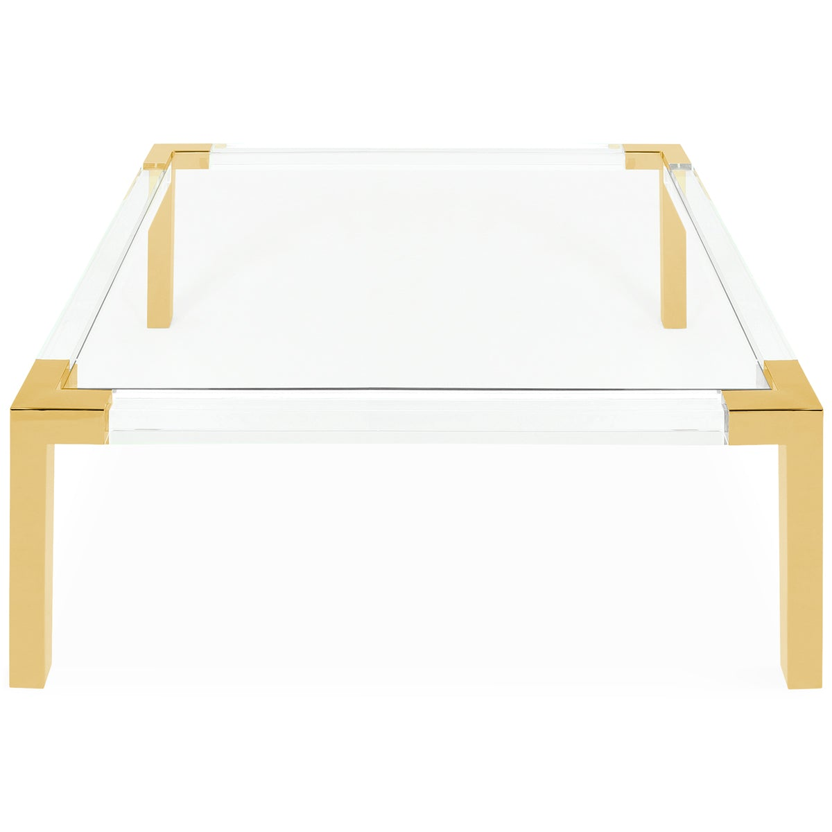 Trousdale 3 Square Coffee Table - ModShop1.com