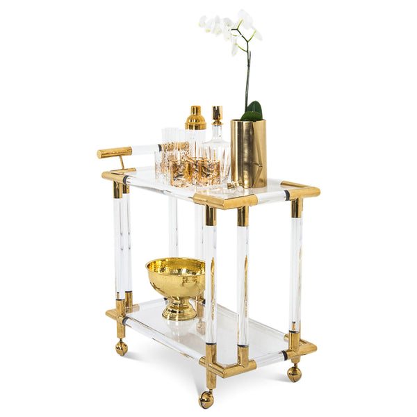 Trousdale Bar Cart - ModShop1.com