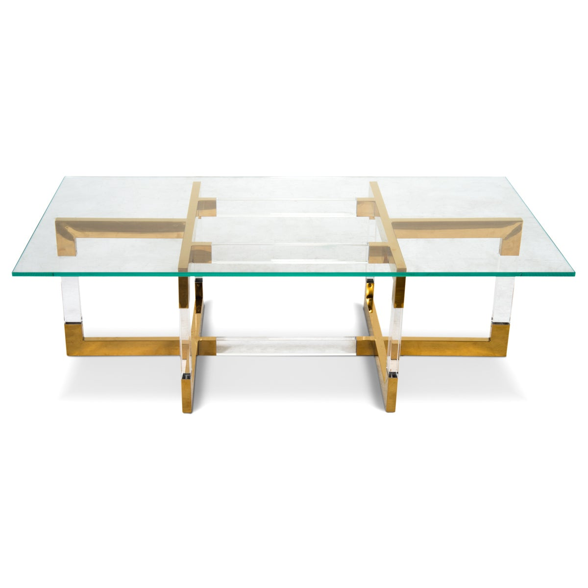 Trousdale 2 Coffee Table - ModShop1.com