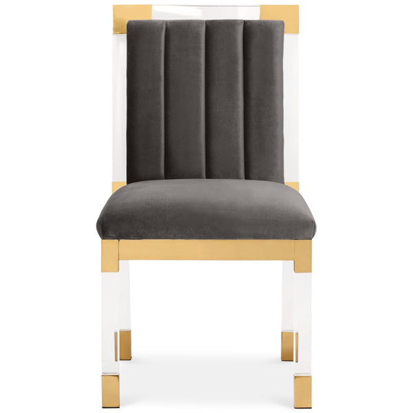 Trousdale Dining Chair in Velvet - ModShop1.com