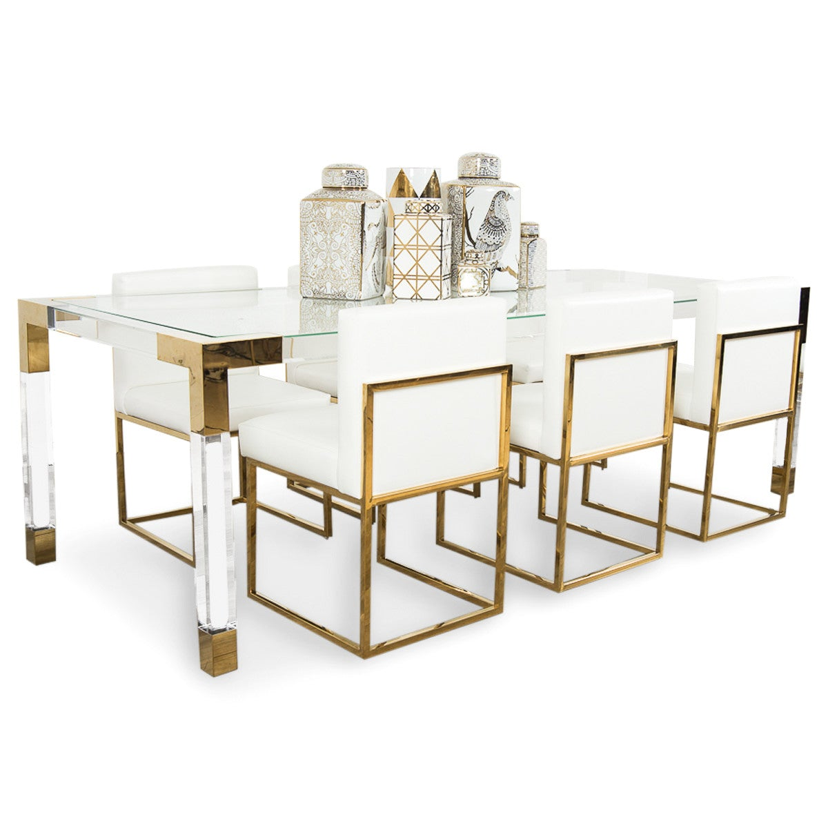Trousdale Dining Table - ModShop1.com