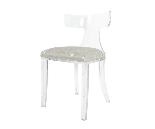 Trousdale Lucite Chair