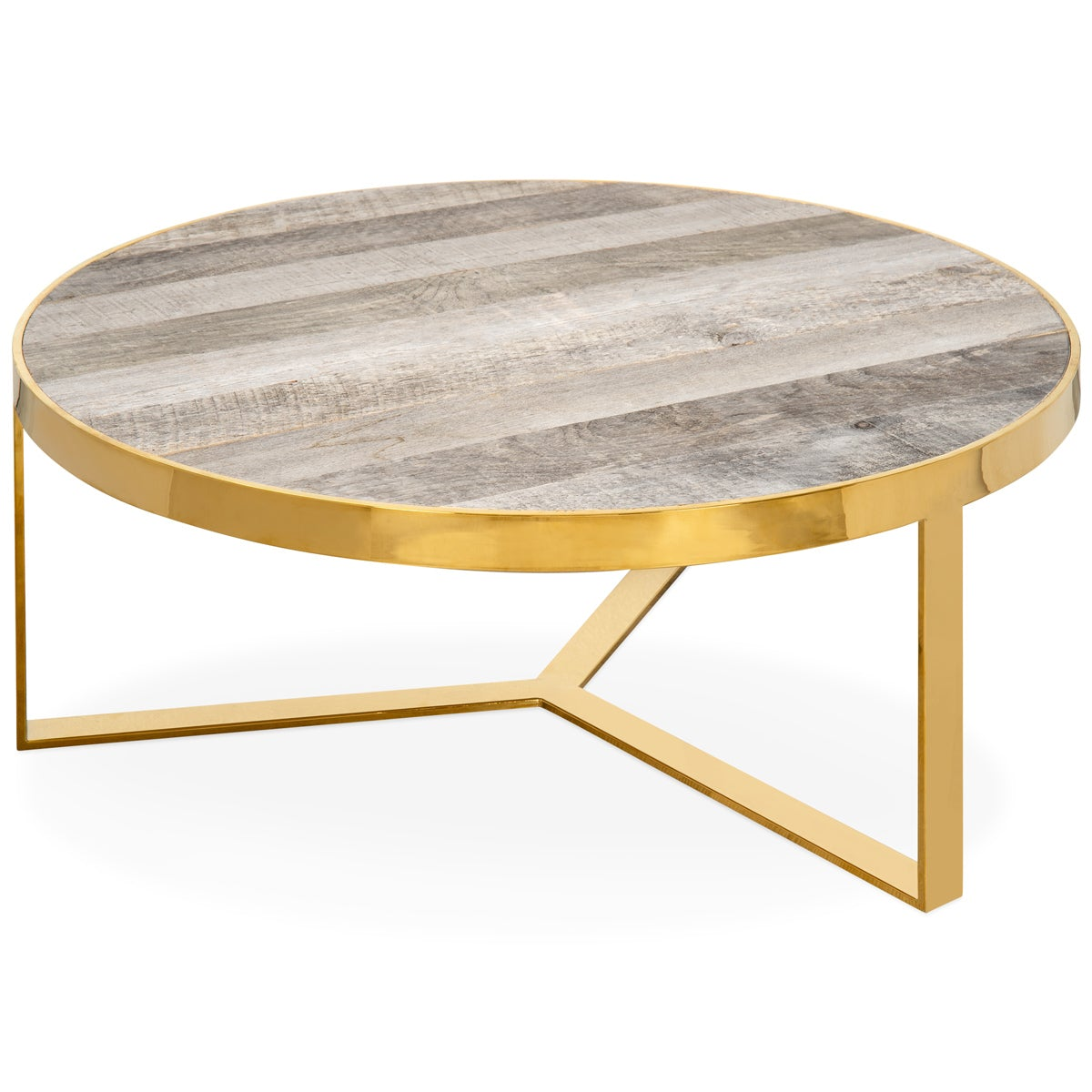 Upper East Side Coffee Table in Reclaimed Wood - ModShop1.com