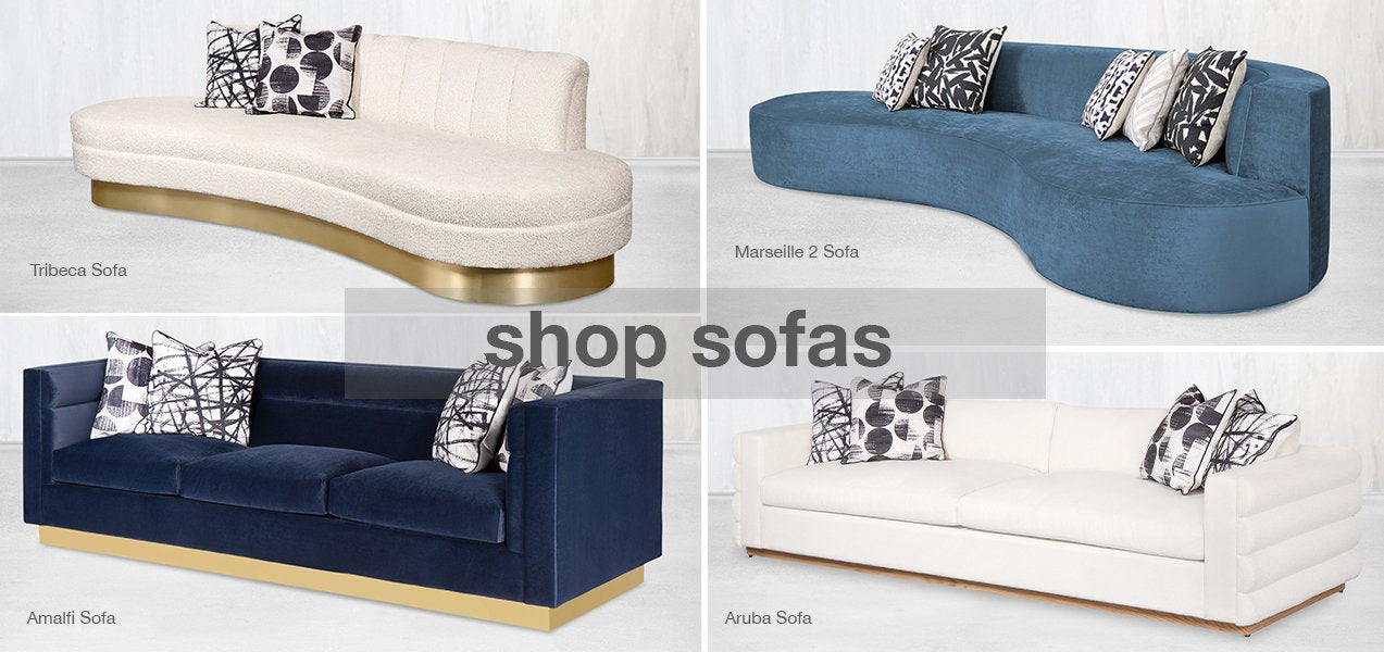 shop our modern sofas