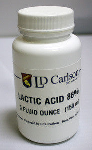 Lactic Acid 88% 5oz