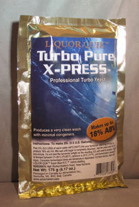 Liquor Quik Turbo Pure Express Yeast