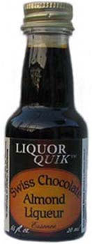 Liquor Quik Swiss Chocolate Almond Liqueur Essence