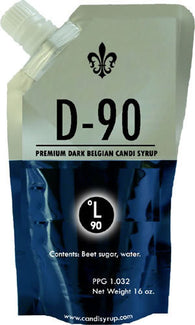 D90 Belgian Candi Syrup 1lb