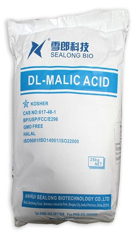 Malic Acid Bag