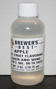 Apple Flavoring 4oz