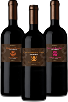 Selection Speciale Chocolate Salted Caramel Dessert Wine