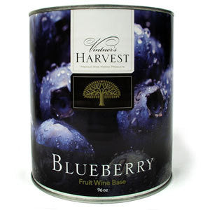 Blueberry Fruit Wine Base 96oz