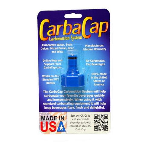 CarbaCap Carbonation System (Replacement for The Carbonater)