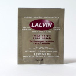 71B-1122 Narbonne Wine Yeast 5g