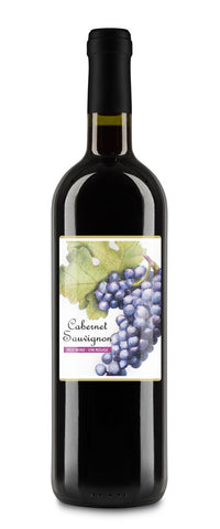 Cabernet Saugivnon Wine Labels 30/Pack