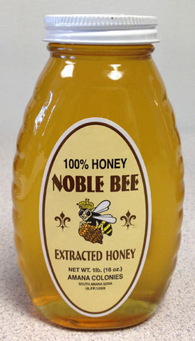 Local Iowa Honey 1lb (Clover)