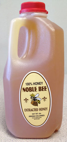 Local Iowa Honey 5lb (Clover)