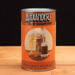 Alexander's Sun Country Plain Light LME 4lb