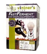 VINTNER'S BEST® FASTFERMENT WINE MAKING EQUIPMENT KIT