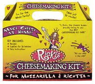 Mozzarella and Ricotta Cheese Kit
