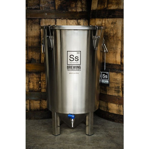 Ss BrewTech - Brew Bucket Stainless Fermenter