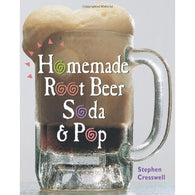Homemade Rootbeer Soda and Pop