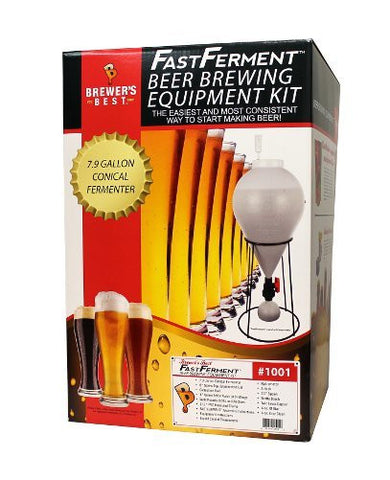 Brewer's Best FastFerment™ Beer Brewing Equipment Kit