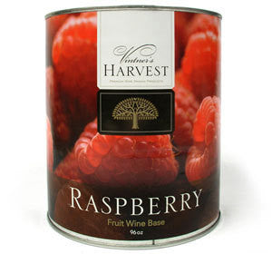 Raspberry Fruit Wine Base 96oz
