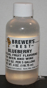 Blueberry Flavoring 4oz