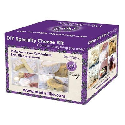 Mad Millie Specialty Cheese Ingredient Kit